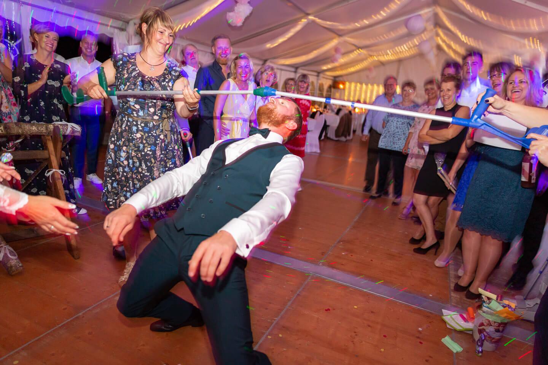 Als Hochzeitsfotograf sind gute Partyfotos enorm wichtig