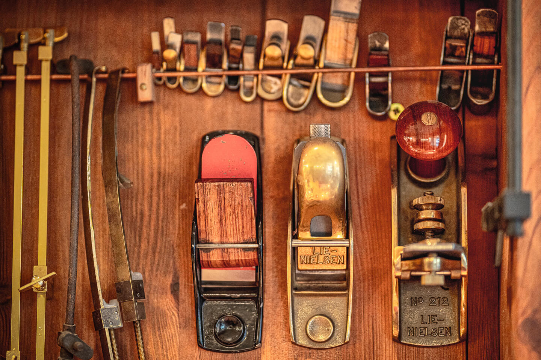 Detail Handwerkerutensilien