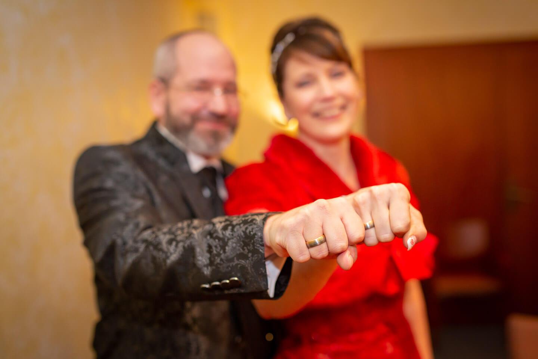 Trauringe - endlich verheiratet!