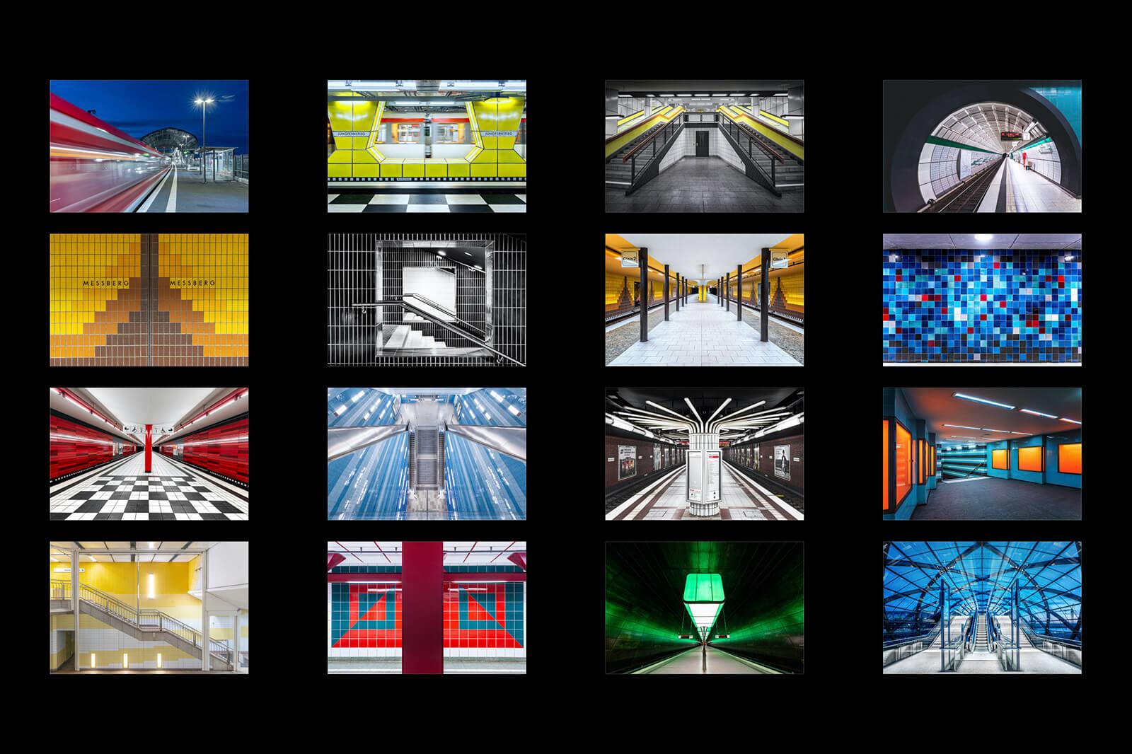 Freie Arbeit: Hamburgs Unterwelt fotografieren mit dem Fotograf Florian Läufer
