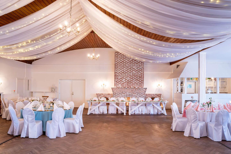 Festsaal Hochzeitsfeier