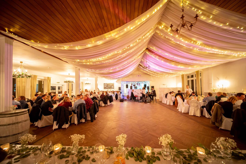 Festsaal im Landhaus Westerhof