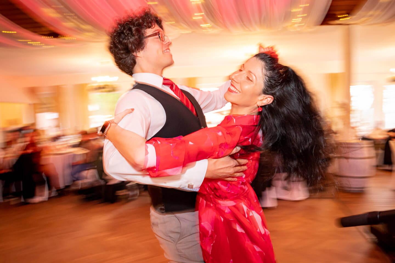 Tanzfläche Hochzeitslocation (Fotograf: Florian Läufer, Hamburg)