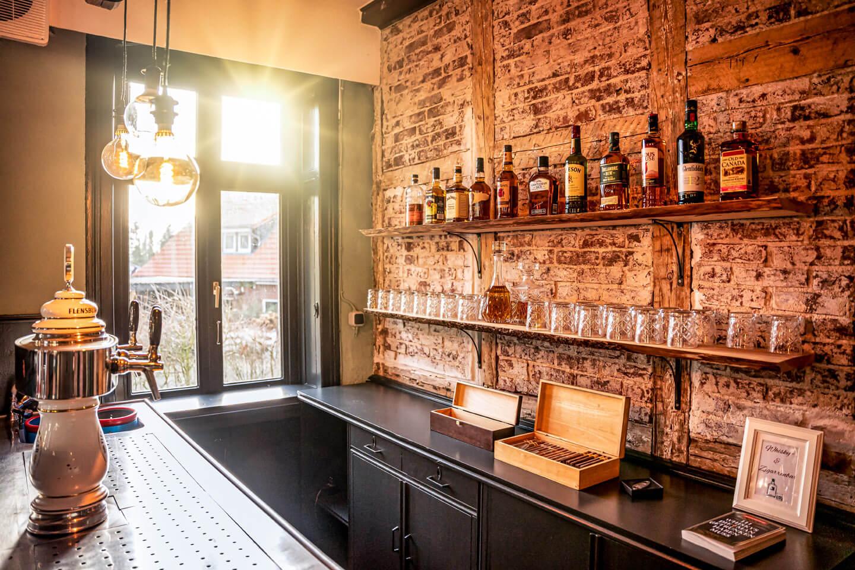 Whiskybar im Landhaus Westerhof