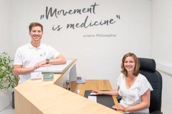 Christoph Distler und Samantha Distler, Human Move