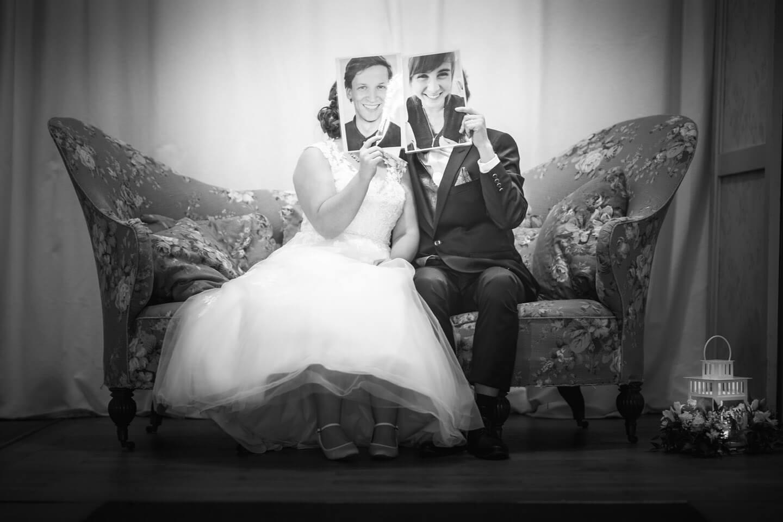 Hochzeitsfotos mit Witz - Hochzeitsfotograf Florian Läufer, Hamburg
