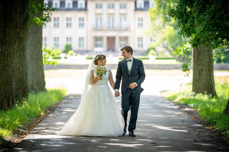 Hochzeitsfeier auf Gut Altenhof