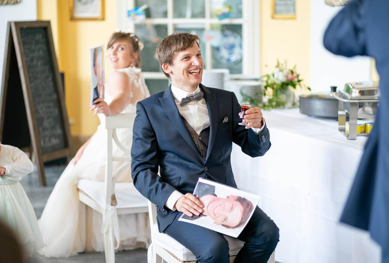 Hochzeitsreportage mit Trinkspiel