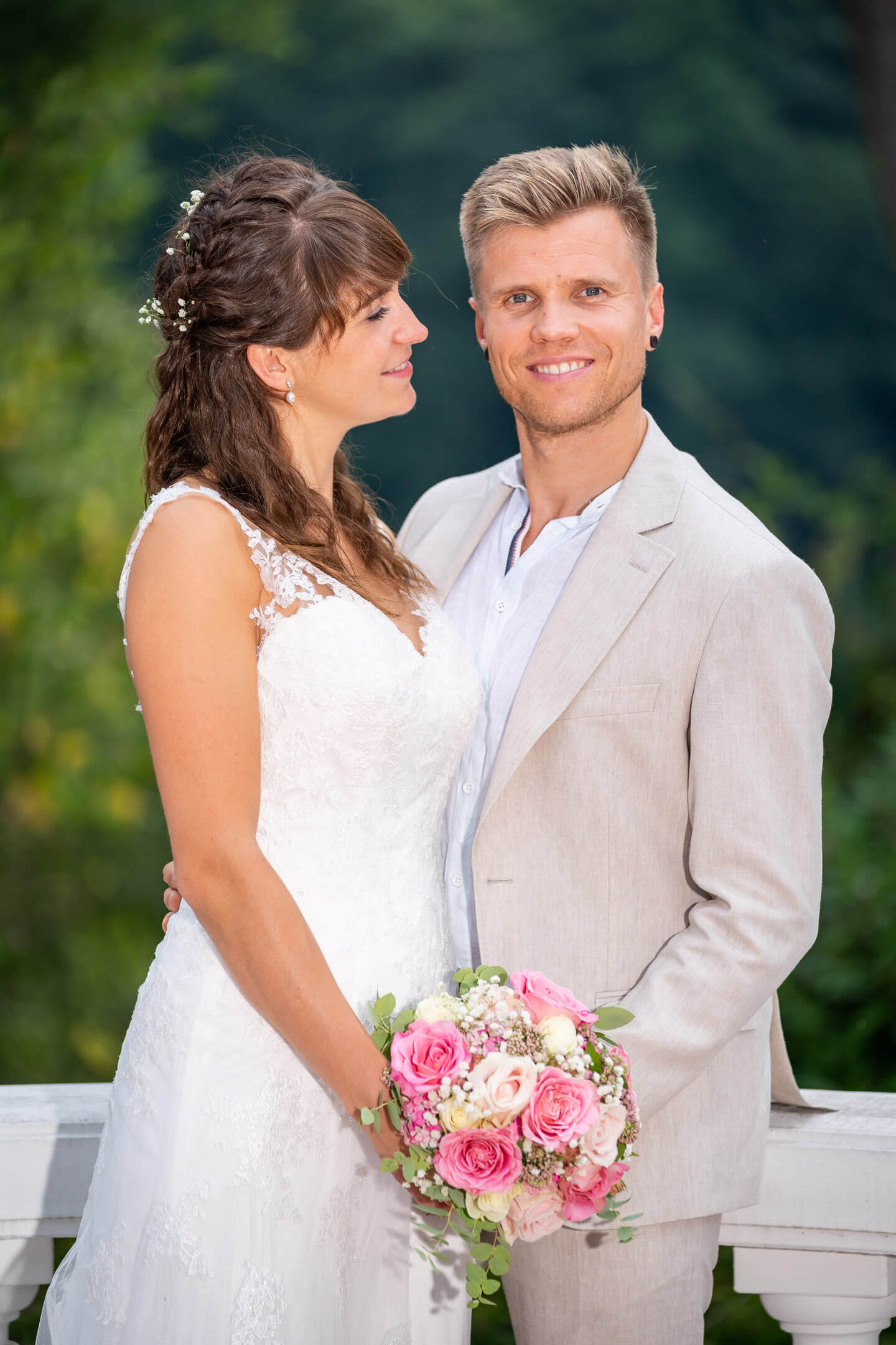 Hochzeitsfotograf Florian Läufer aus Hamburg machte diese Aufnahme