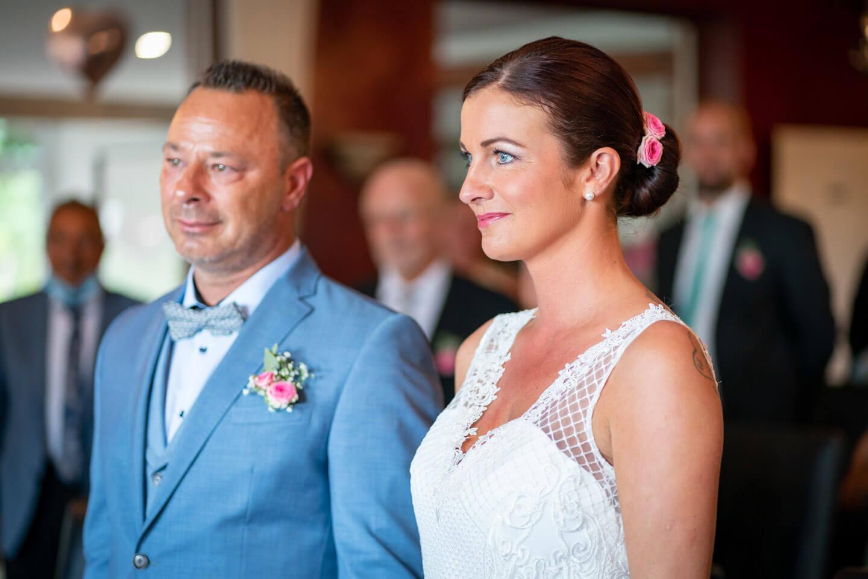 Standesamtliche Trauung Brautpaar