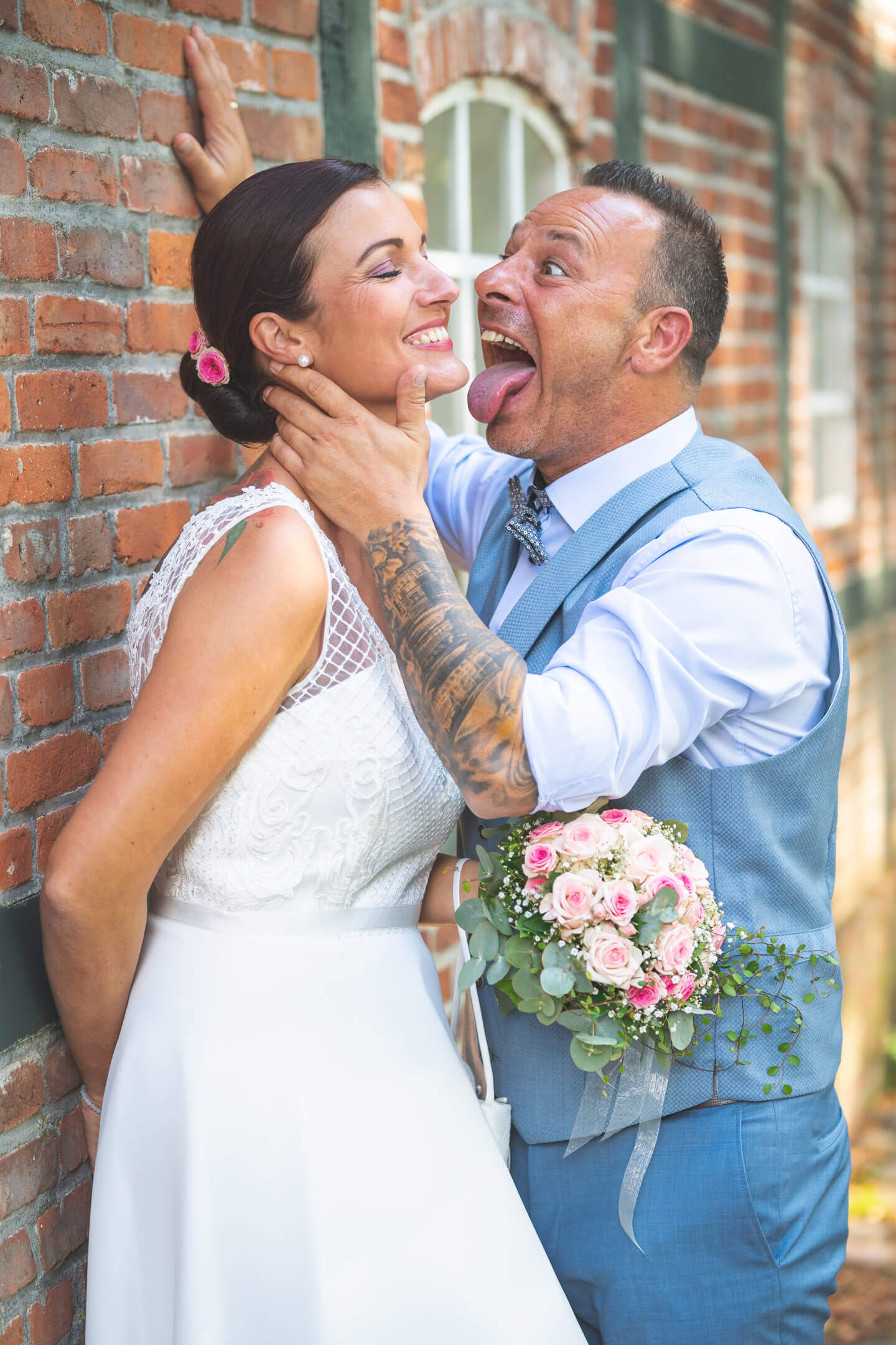 Hochzeitsfotos Outtake