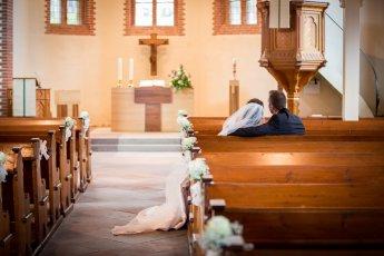 Hochzeitsfotos Kirche