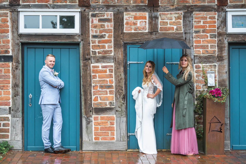 Outtake Hochzeitsfotos