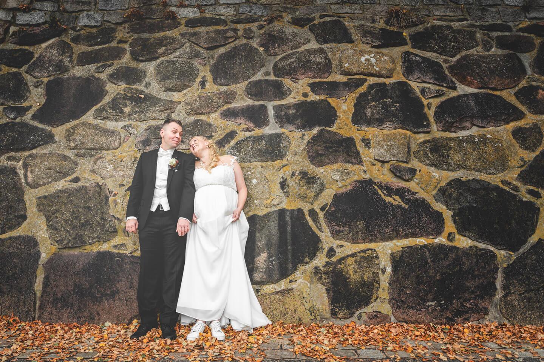 Herbst Hochzeitsfotos am Zollenspieker Fährhaus