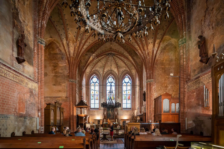 Kloster Malchow Orgelmuseum