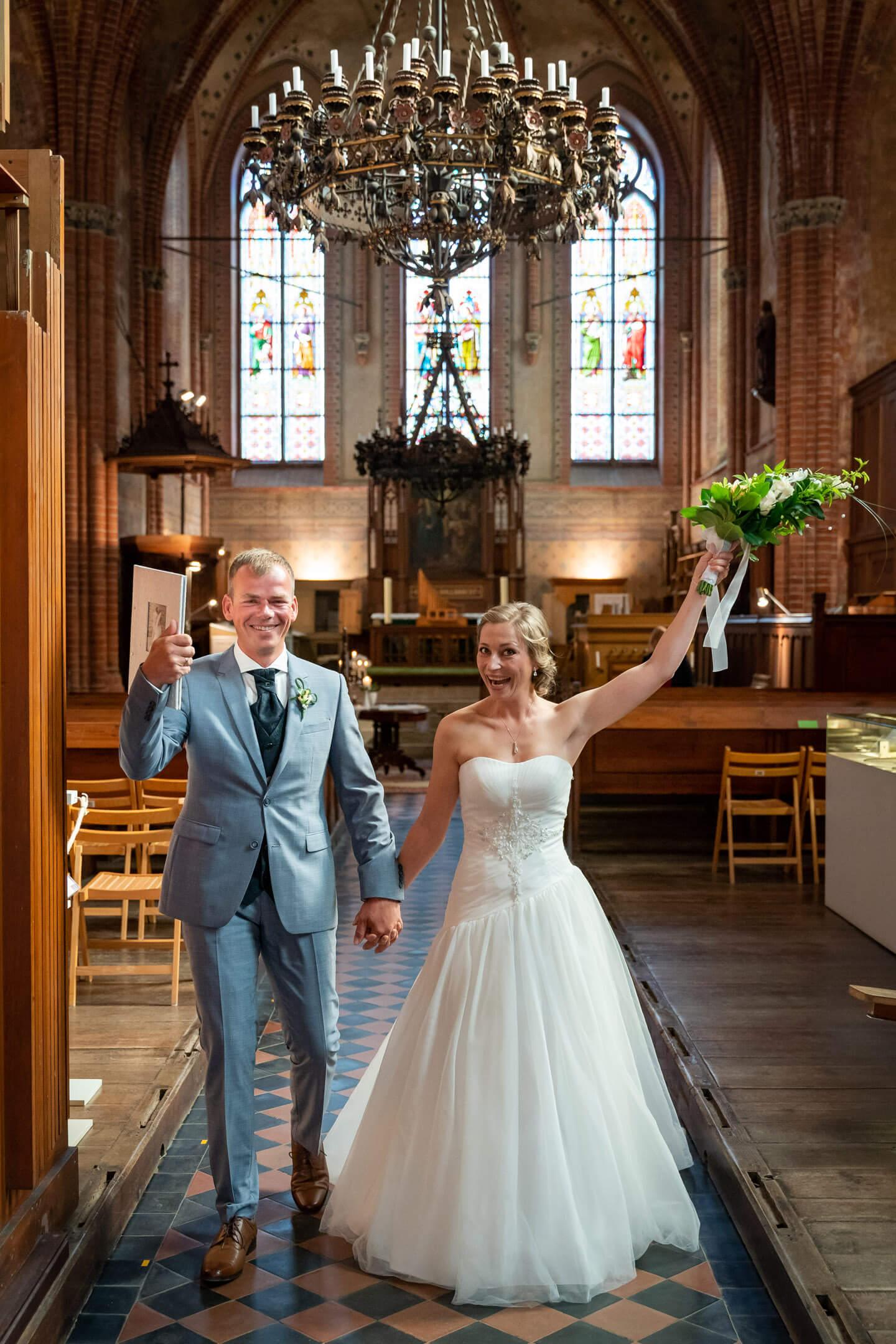 Yeehaaah! Verheiratet!