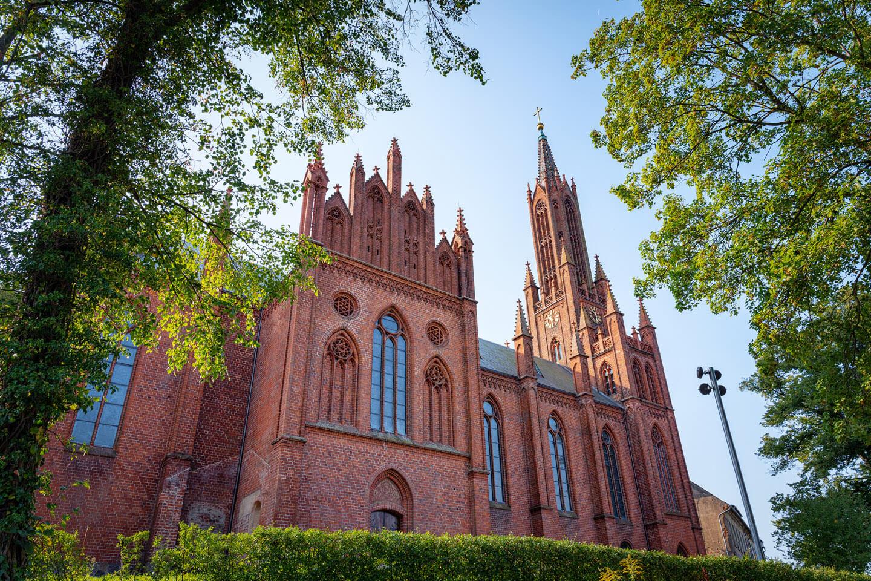 Klosterkirche Malchow (Foto: Florian Läufer, Hamburg)