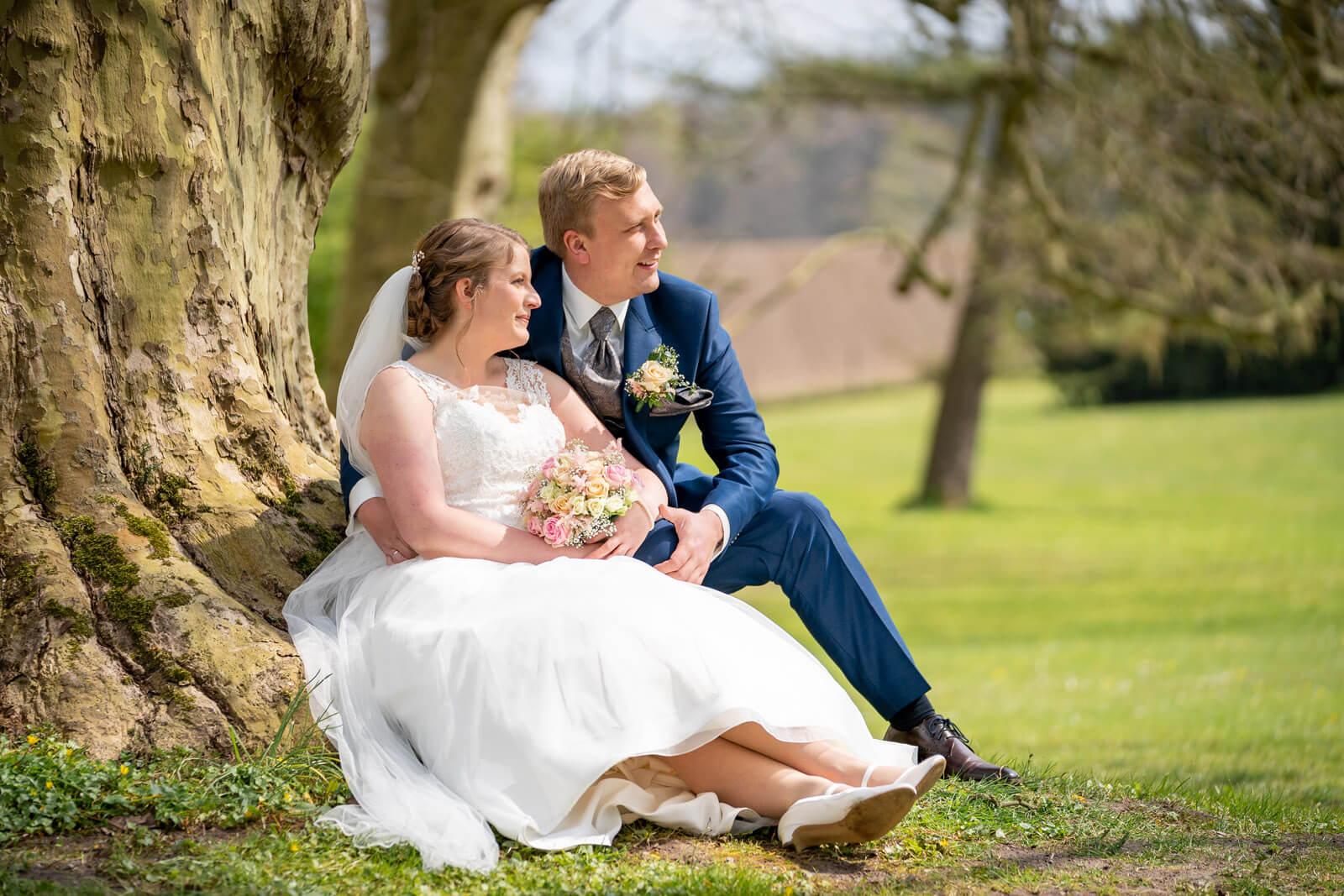 Gutspark Hochzeitsshooting