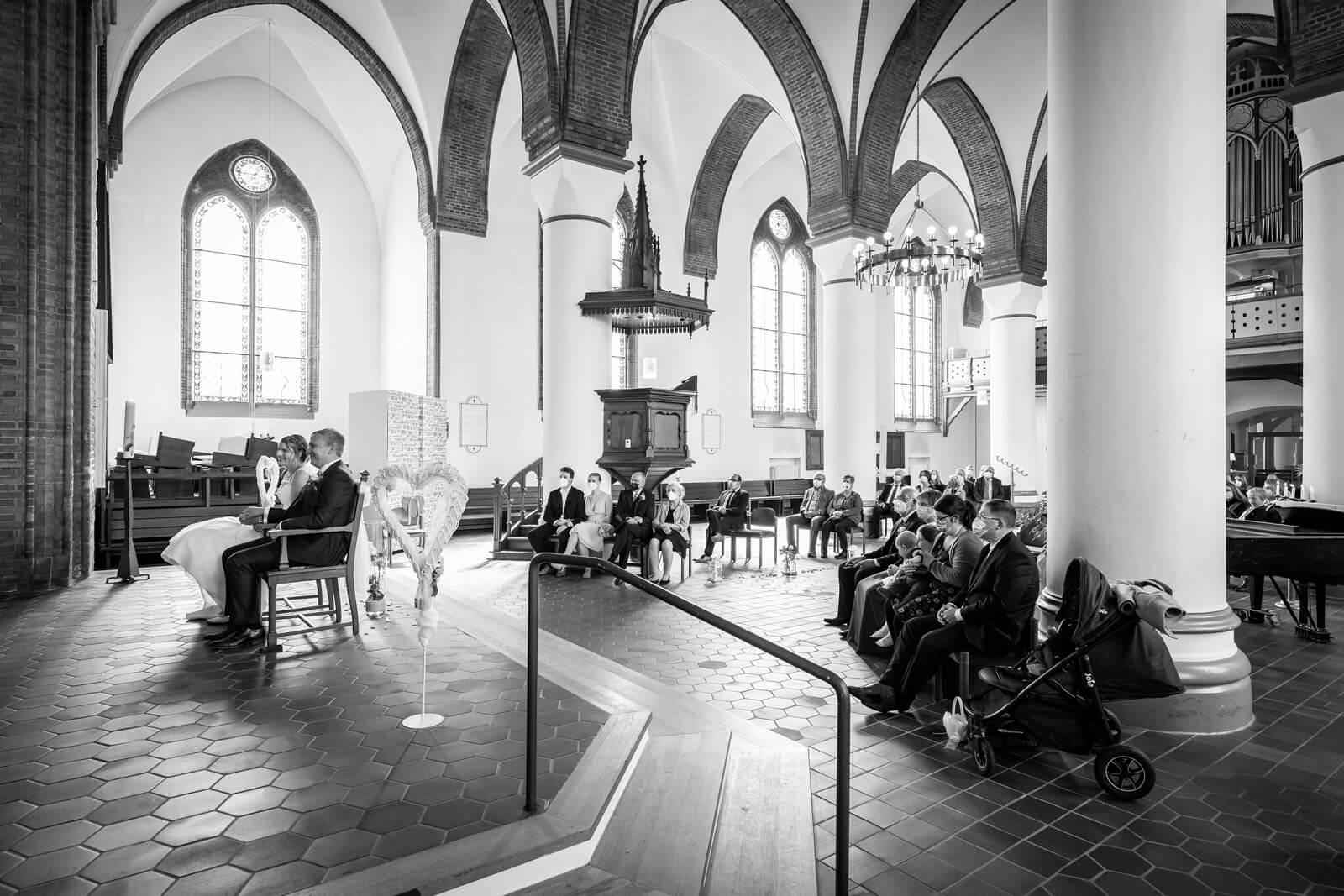 Hochzeit in Nortorf (Foto: Florian Läufer)