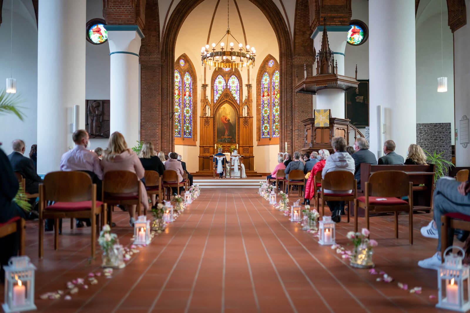 Kirchliche Trauung Schleswig-Holstein