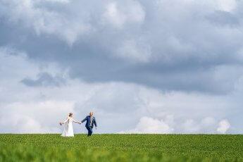 Natürliche Hochzeitsfotos Hamburg und Norddeutschland