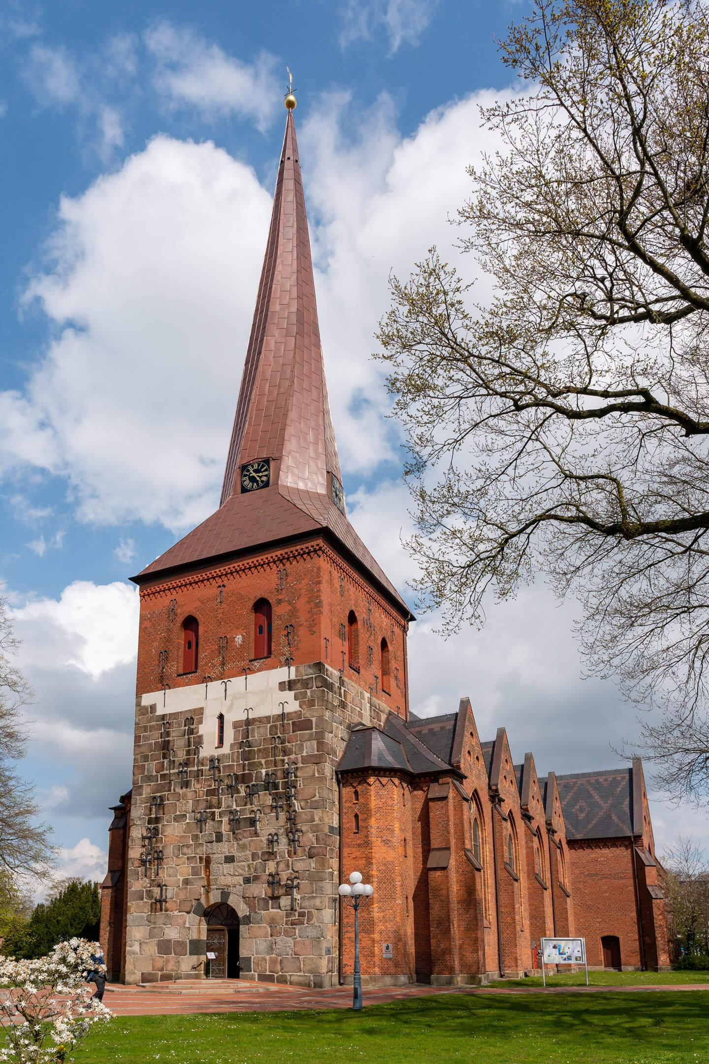 St. Martin Kirche Nortorf