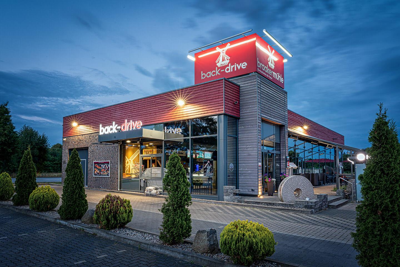 "Pfofessionelle Fotos Bäckerei ""Backdrive Stapelfeld"" der Braaker Mühle"