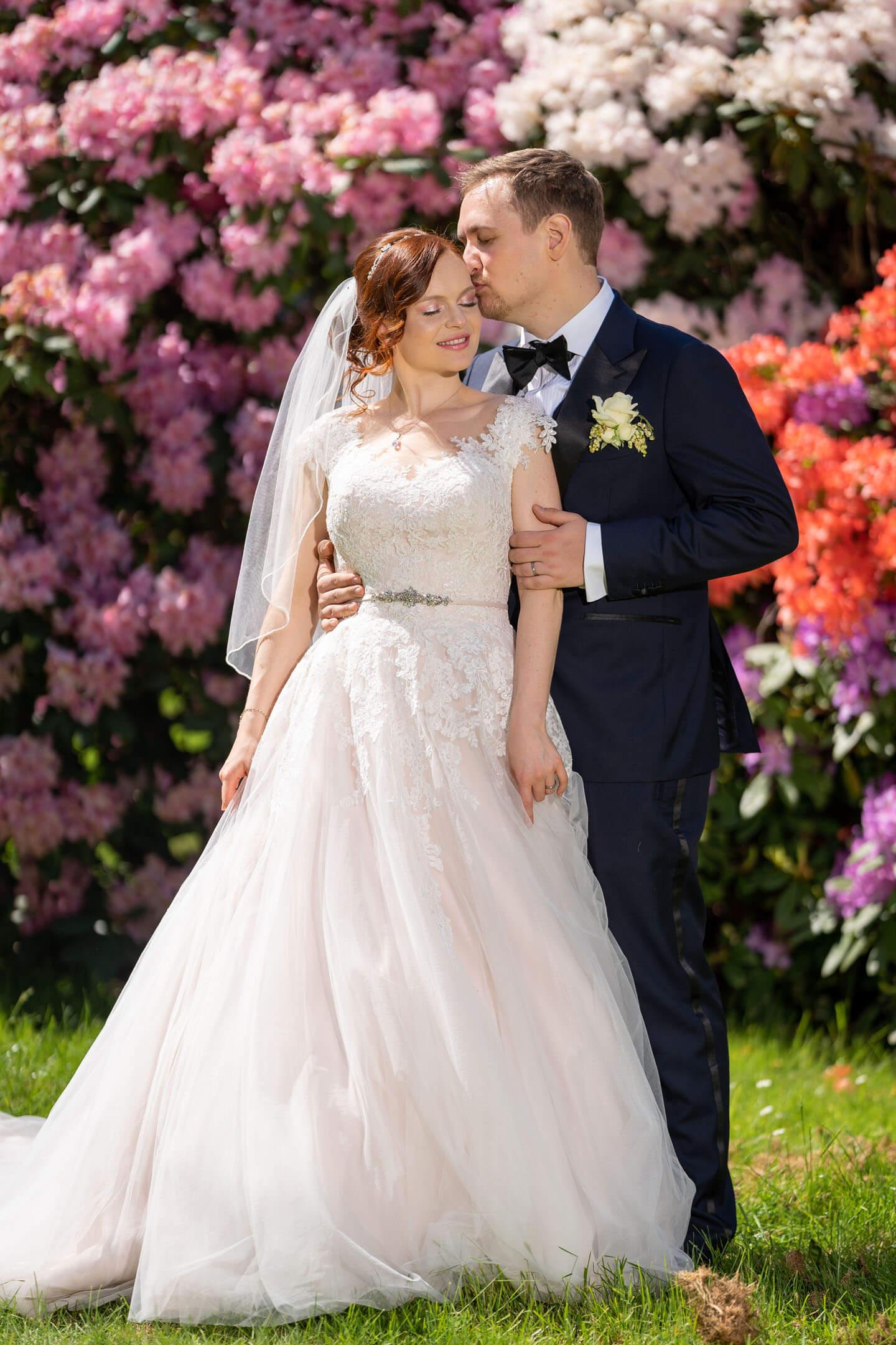Hochzeitsgfoto klassisch.