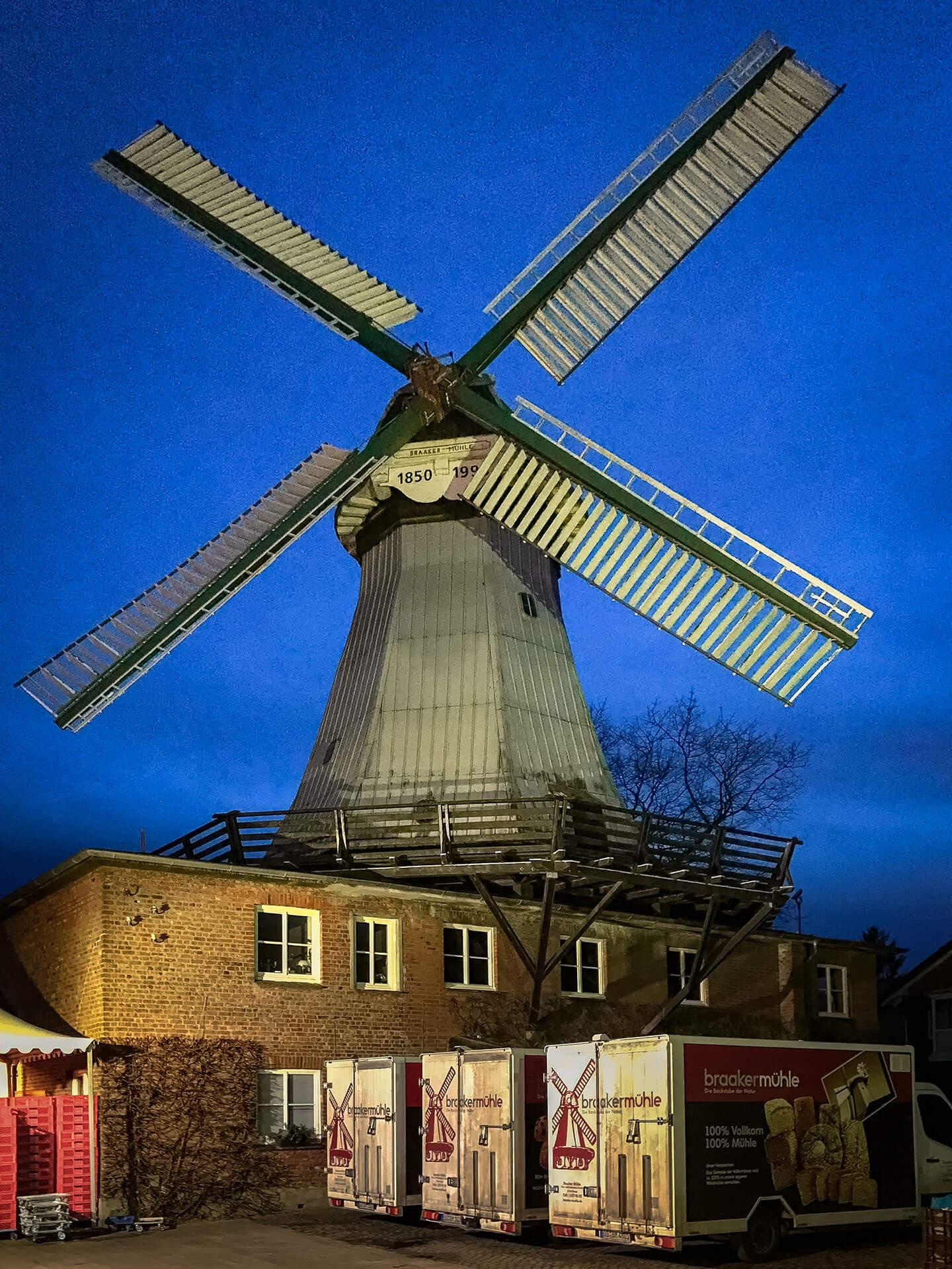 Die Braaker Mühle
