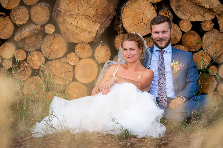 Landhochzeit in Brandenburg - Hochzeitsfoto