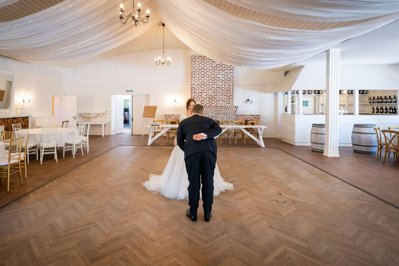 Aufforderung zum tanz im Landhaus Westerhof.