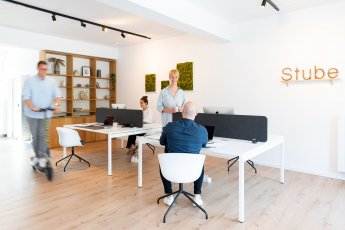 Corporate Fotografie beim Immobilienmakler Kruse & Co Property GmbH