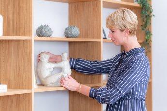 Carmen Kruse zeichnet verantwortlich für das Home Staging