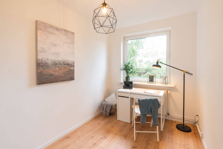 Foto Innenraum für Immobilien-Exposé